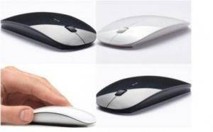 Mouse Slim Wireless design Apple USB