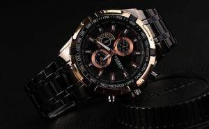 Ceas Curren Black Fashion