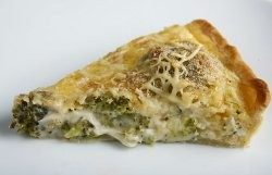 Quiche cu broccoli