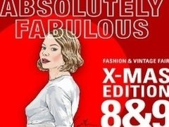 Absolutely Fabulous - Fashion & Vintage Fair Craciun 2012